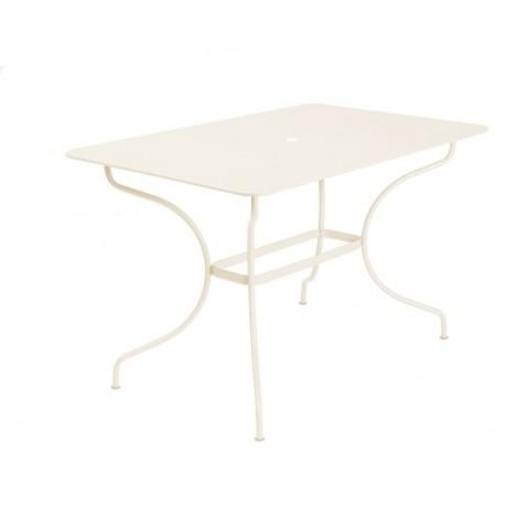 Table rectangulaire OPÉRA de Fermob lin