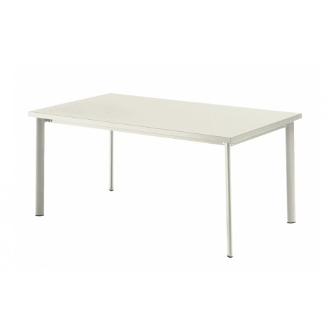 Table rectangulaire STAR de Emu, Blanc