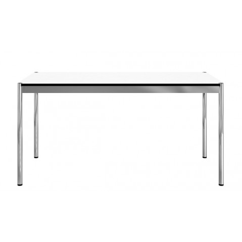 Table rectangulaire USM-Blanc