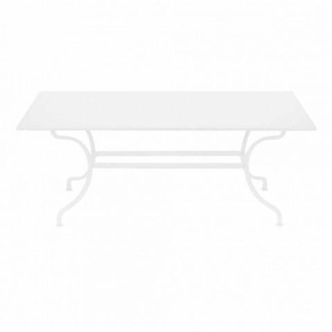 Table ROMANE 180 cm de Fermob blanc coton