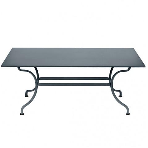 Table ROMANE 180 cm de Fermob gris orage