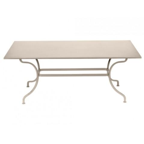 Table ROMANE 180 cm de Fermob lin