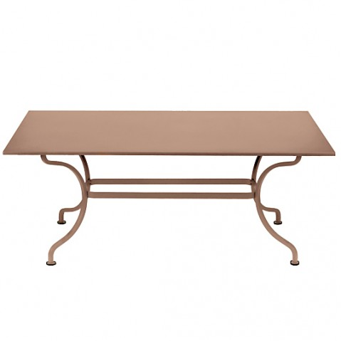 Table ROMANE 180 cm de Fermob muscade