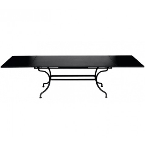 Table ROMANE 180 cm de Fermob réglisse