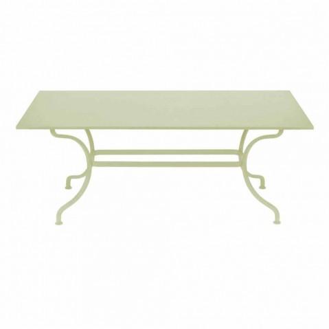 Table ROMANE 180 cm de Fermob tilleul