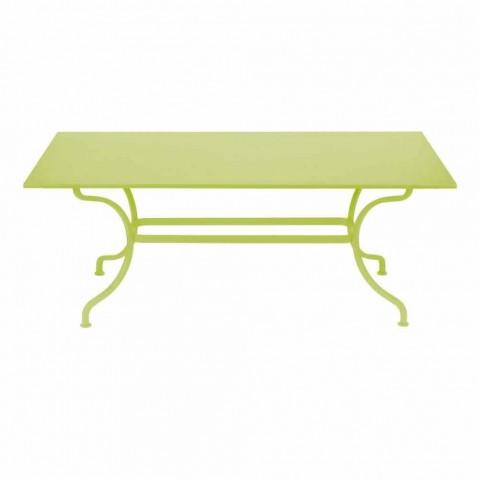 Table ROMANE 180 cm de Fermob verveine