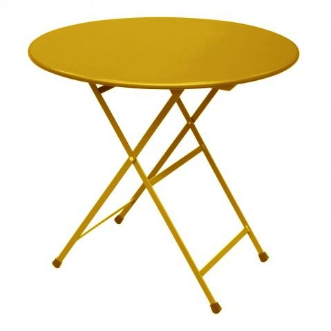 Table ronde ARC EN CIEL de Emu, 10 coloris