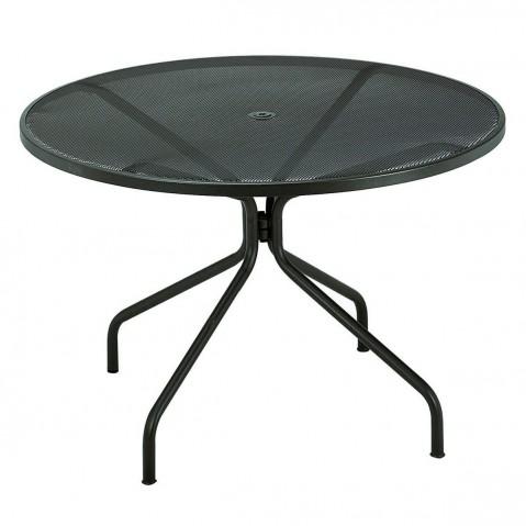 Table ronde CAMBI de Emu D.120 cm noir