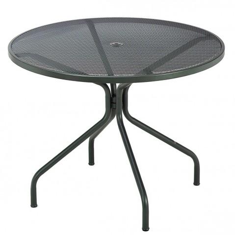 Table ronde CAMBI de Emu D.120 fer ancien