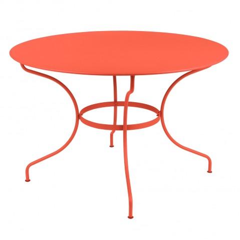 Table ronde D.117 cm  OPÉRA de Fermob,Capucine