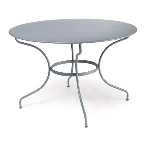 Table ronde D.117 OPÉRA de Fermob, Gris Orage