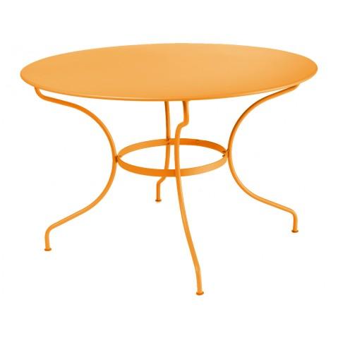 Table ronde D.117 Opéra Fermob carotte