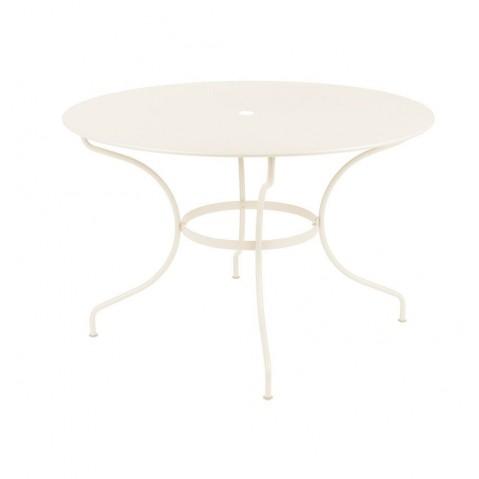 Table ronde D.117 Opéra Fermob lin