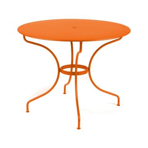 Table ronde D.96 OPÉRA de Fermob carotte