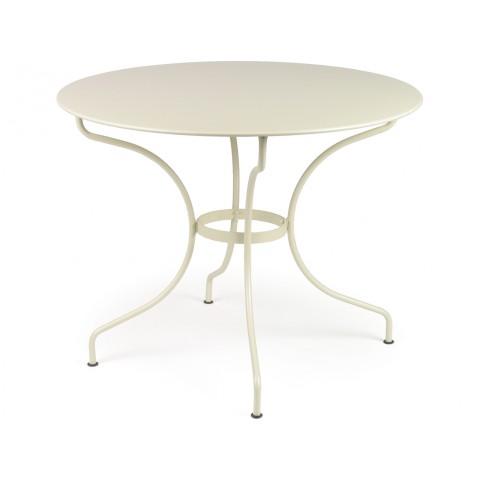Table ronde D.96 OPÉRA de Fermob lin