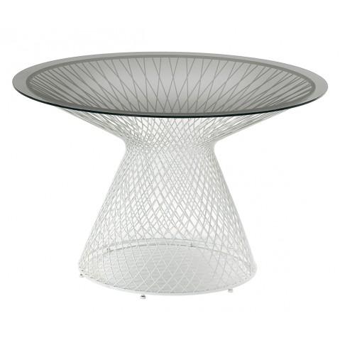 Table ronde HEAVEN de Emu blanc 120