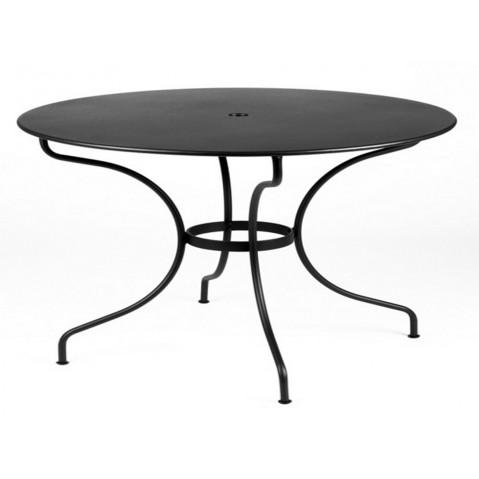 Table ronde OPÉRA D.117 de fermob Carbone
