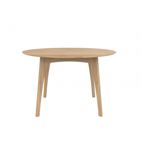 Table ronde OSSO d'Ethnicraft, 2 coloris