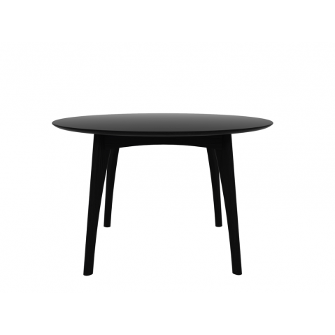 Table ronde OSSO d'Ethnicraft, Blackstone