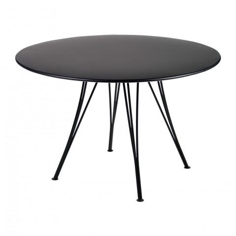 Table ronde RENDEZ-VOUS de Fermob, 24 coloris