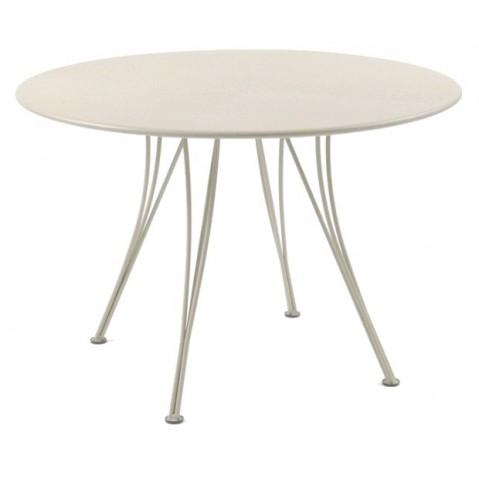 Table ronde RENDEZ-VOUS de Fermob lin