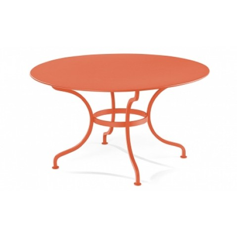 Table ronde ROMANE 117 cm de Fermob, 23 coloris