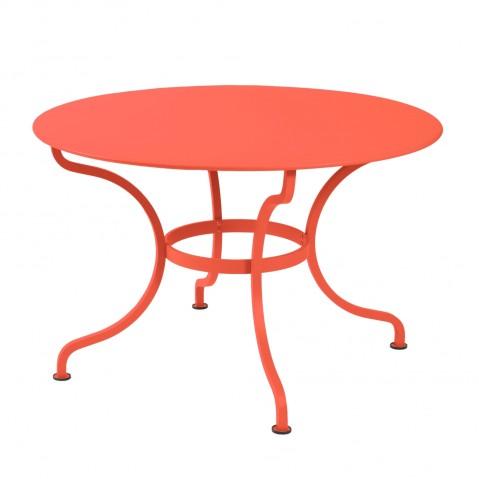 Table ronde ROMANE 117 cm de Fermob, Capucine