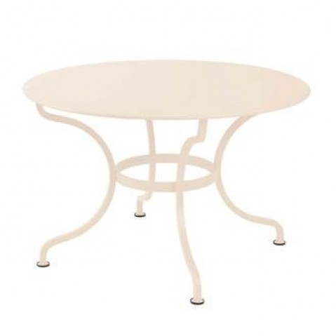 Table ronde ROMANE 117 cm de Fermob lin