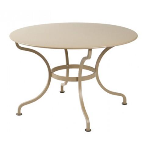 Table ronde ROMANE 117 cm de Fermob muscade