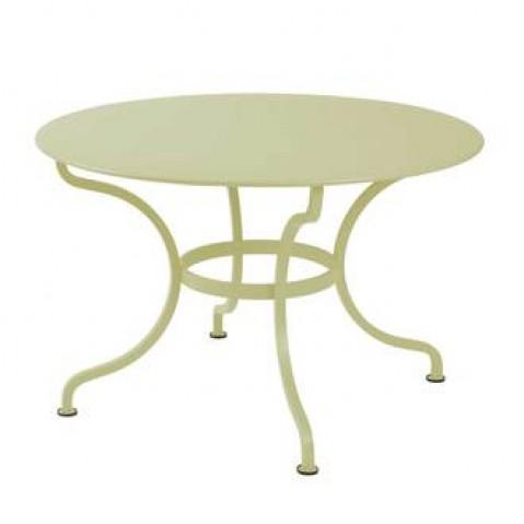 Table ronde ROMANE 117 cm de Fermob tilleul