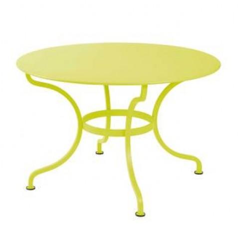 Table ronde ROMANE 117 cm de Fermob verveine
