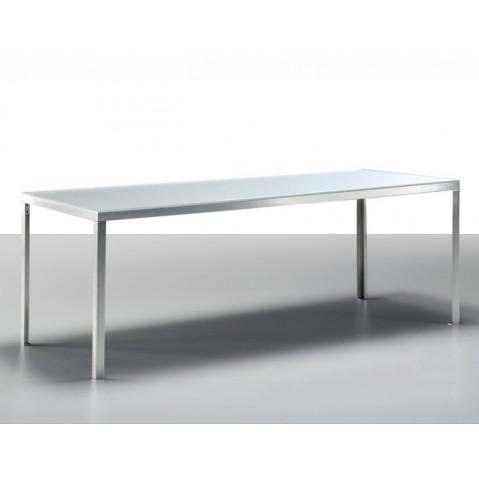 Table TAVOLO de Zeus, Blanc, 160x90xH.72