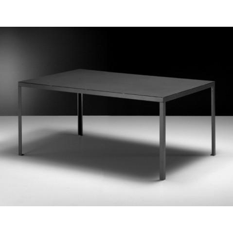 Table TAVOLO de Zeus, Gris, 160 x 90 x H 72