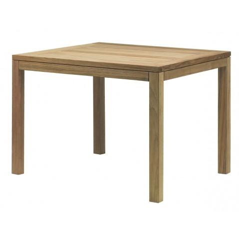 Table XQI de Royal Botania carrée 80x80