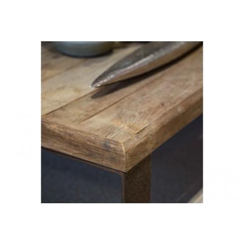 tables basses saveria de flamant. Black Bedroom Furniture Sets. Home Design Ideas