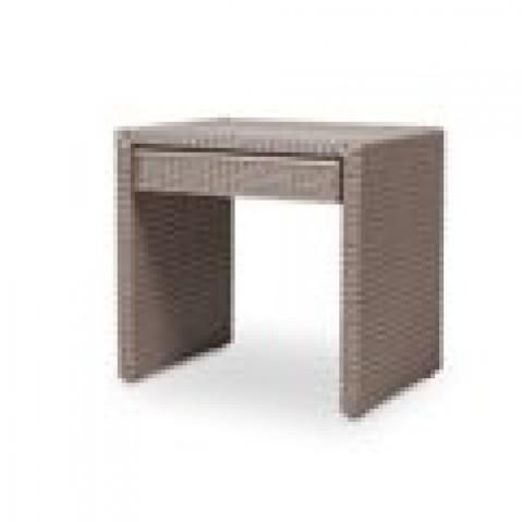 Tables Basses Vincent Sheppard Pong night table Quartz grey-02