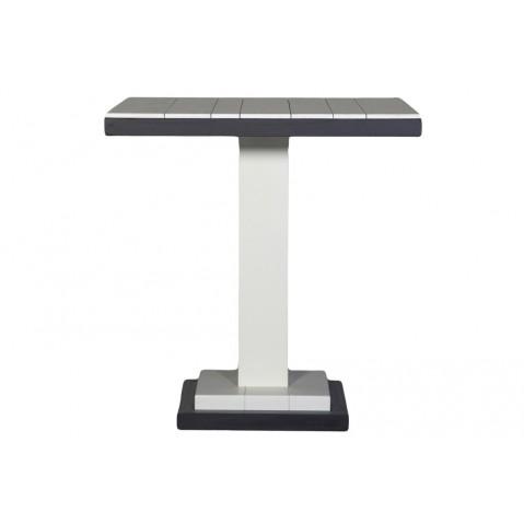 Tables hautes Dorica de Flamant