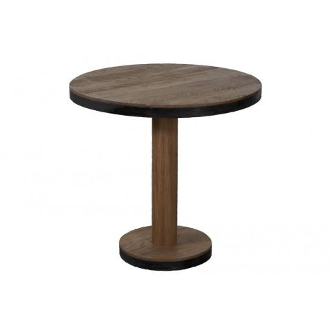 Tables hautes Dorica ronde de Flamant