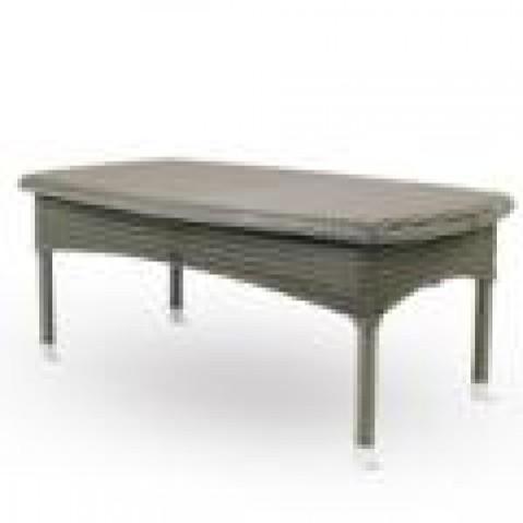 Tables hautes Vincent Sheppard Deauville Sofa Table dark grey wash-02