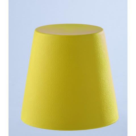 Tabouret ALI BABA de Slide jaune