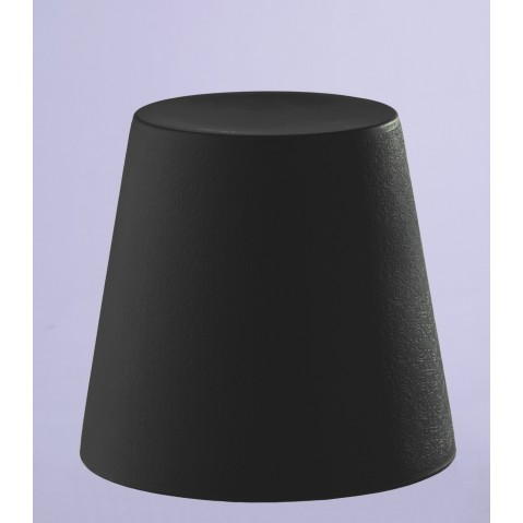 Tabouret ALI BABA de Slide noir