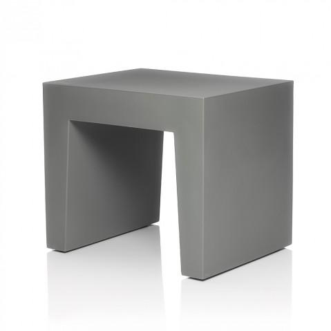 Tabouret CONCRETE SEAT de Fatboy, Grey