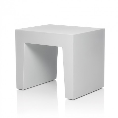 Tabouret CONCRETE SEAT de Fatboy, Light Grey