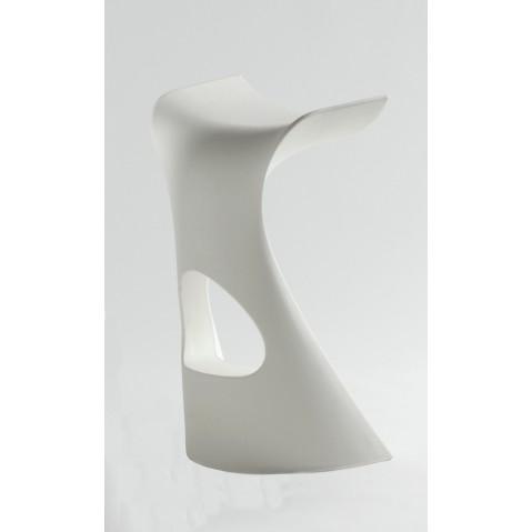 Tabouret KONCORD de Slide blanc