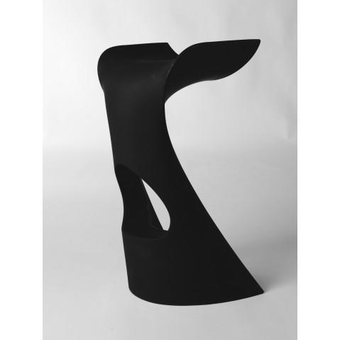 Tabouret KONCORD de Slide noir