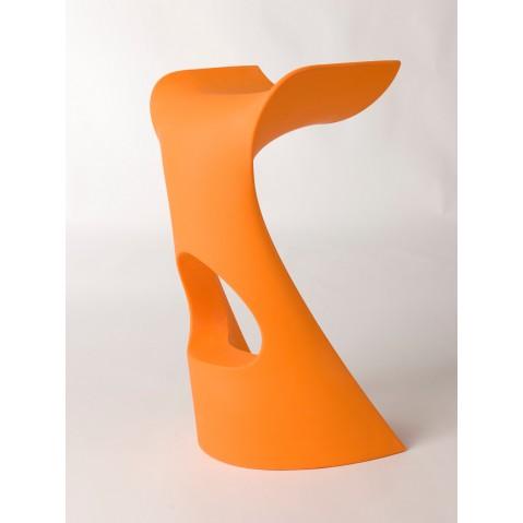 Tabouret KONCORD de Slide orange