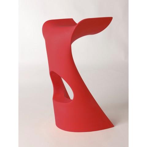 Tabouret KONCORD de Slide rouge