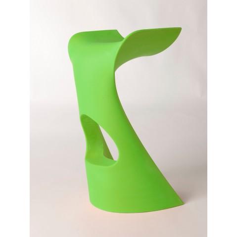 Tabouret KONCORD de Slide vert lime