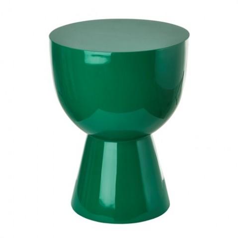 tabouret tam tam de pols potten vert. Black Bedroom Furniture Sets. Home Design Ideas