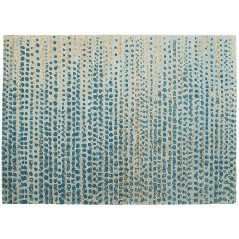 Tapis BRUME de Toulemonde Bochart, 200 x 300, Gris bleu